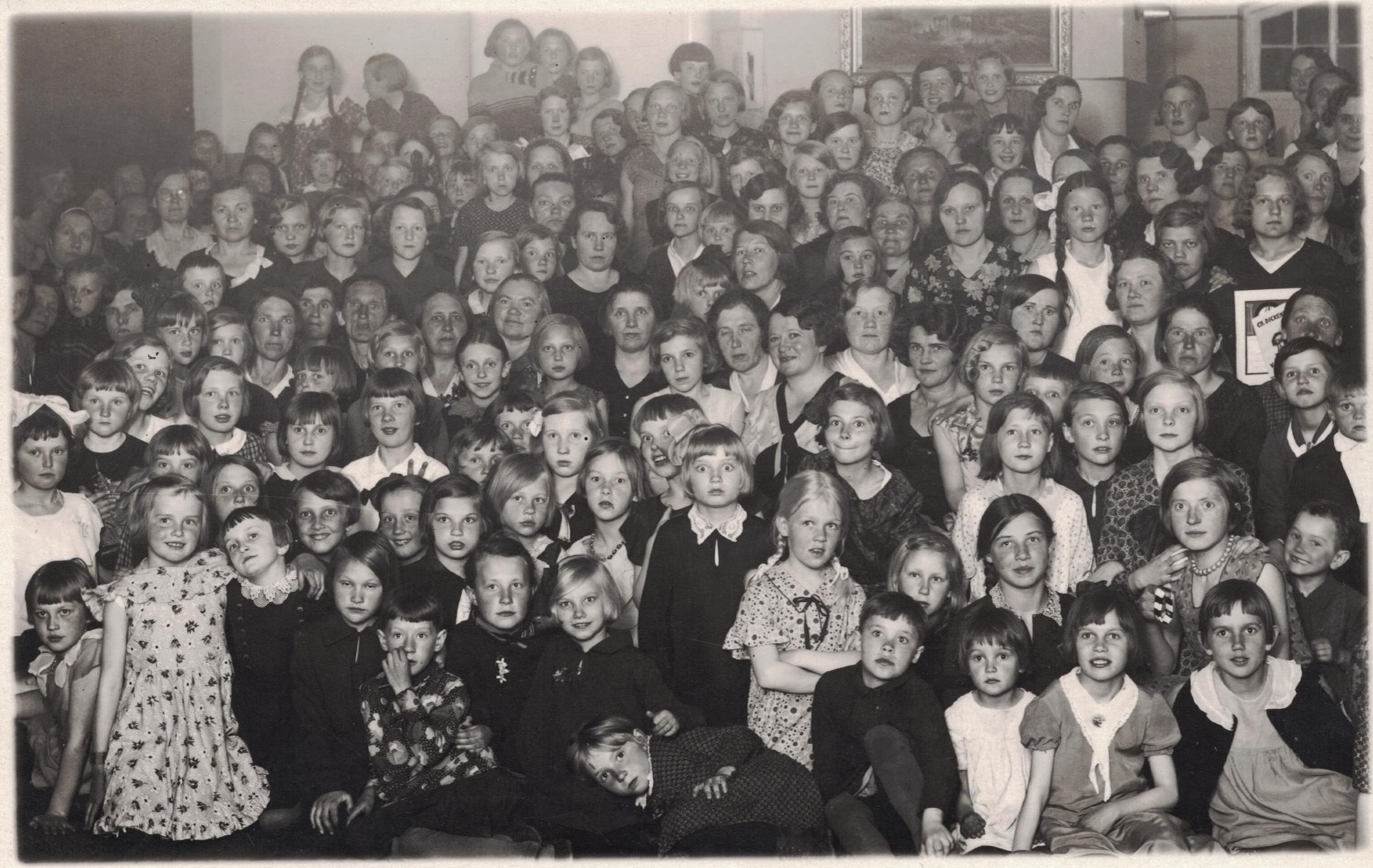 Peetri kool_emadepäeva1937