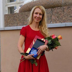 Tartu aasta õppeasutuse juht 2018 – Külvi Teder
